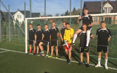 Finał piłki nożnej chłopców Orlik 2019