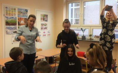 Zajęcia zawodoznawcze w przedszkolu
